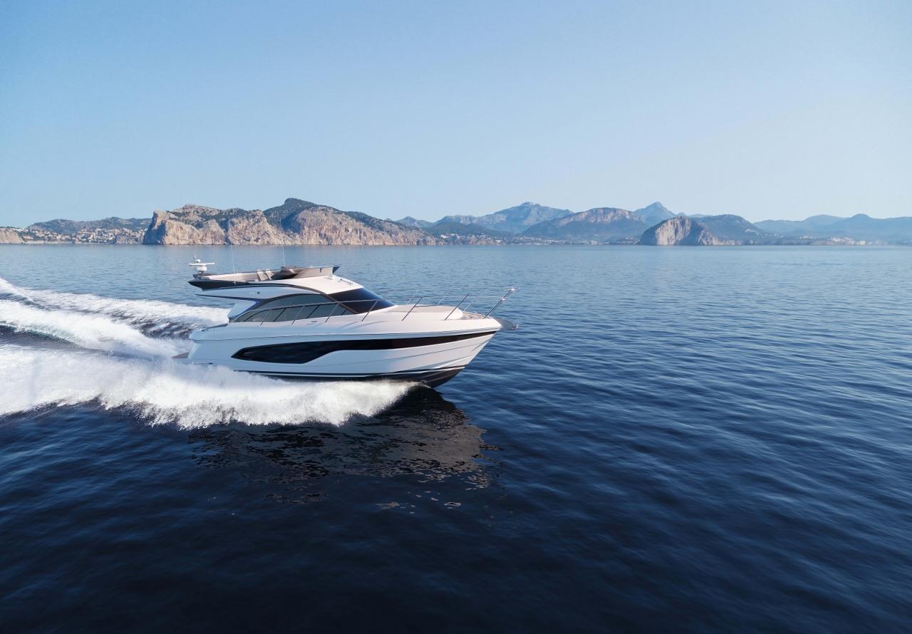 New Yacht Princess F45 For Sale Princess Yachts Monaco